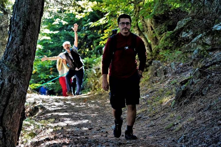 Doğa Yürüyüşleri Engel Tanımıyor