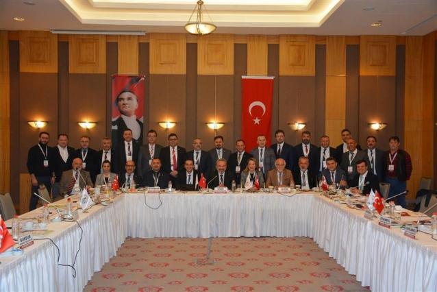 Doğruyol Baro Başkanları Toplantısına Katıldı