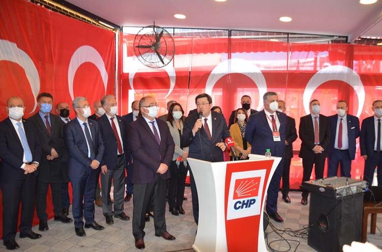 CHP'li Vekillerden, Yalova Çıkarması