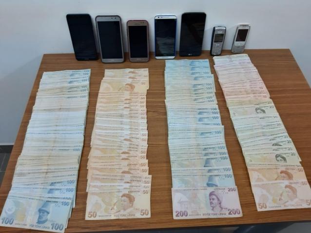 EFT Dolandırıcıları, Polis Operasyonuyla Yakalandı