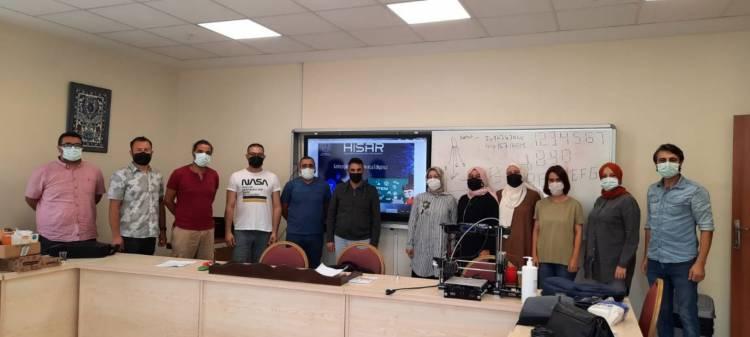 Eğitimcilere Robotik Eğitimi
