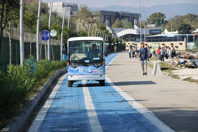 Elektrikli Otobüs İlgi Odağı Oluyor