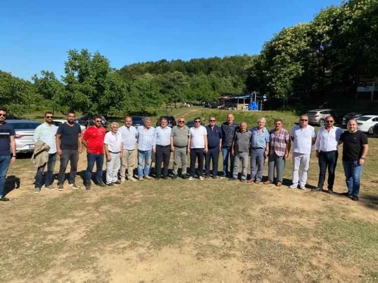 Enginyurt'tan MHP'li Başkanlara Ziyaret