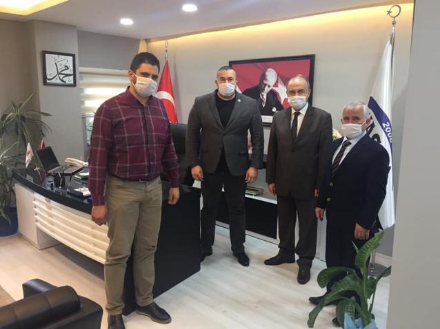 Erol, Kumali'ye Hayırlı Olsun Ziyareti Gerçekleştirdi