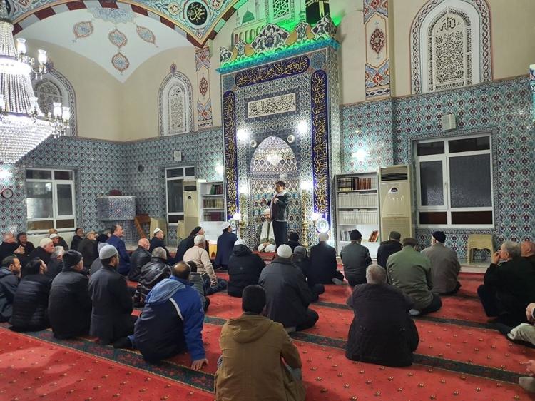 Esenköy Belediyesi İdlib Şehitleri İçin Mevlit Okuttu