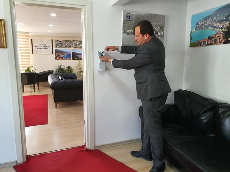 Esenköy Belediyesinden Duyarlı Davranış