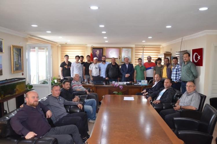 Esenköy Gençlik Meclisi Toplandı