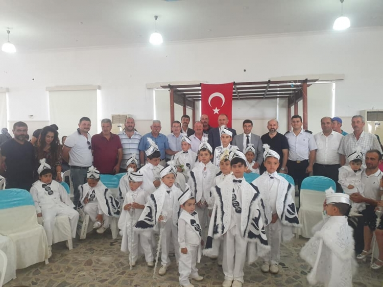 """Esenköy'de """"Toplu Sünnet Şöleni"""" Yapıldı"""