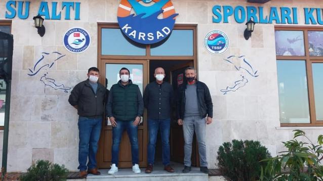 Esenköy'de Su Sporları Geliştirilecek