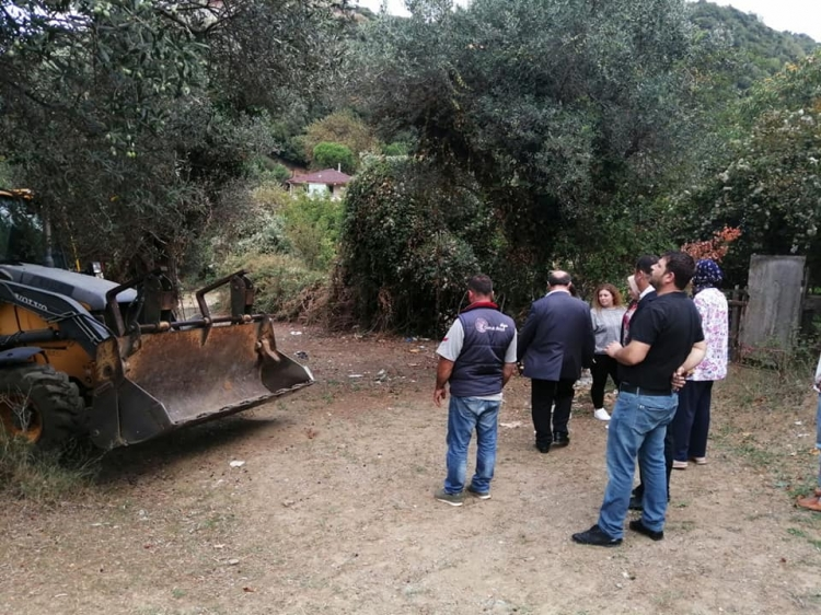 Esenköy'e Yeni Mezarlık Yapılacak