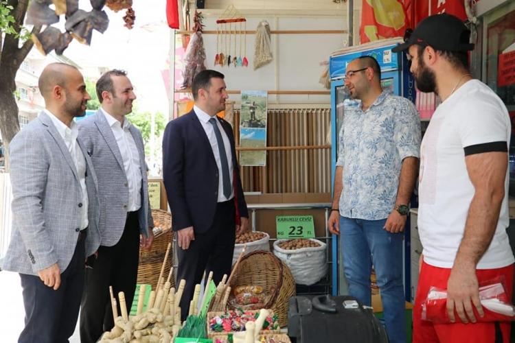Esnafa Bayram Ziyareti