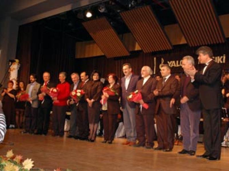 Faruk Ömer Öskan 30. Sanat Yılını Kutladı