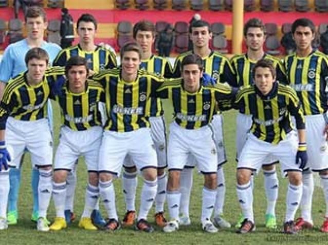 Fenerbahçe Penaltı Golüyle Güldü