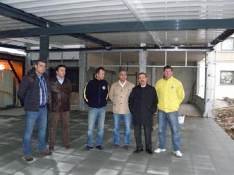 Fenerbahçeliler Yalova'da Yeni Lokallerine Kavuşuyor