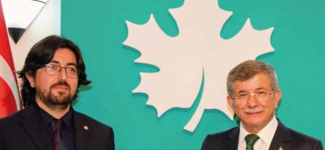 Gelecek Partisi İl Başkanı Kürşat Emre Çandır Oldu