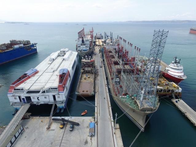 Gemi İhracatının %70'i Altınova'dan
