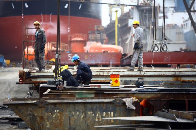 Gemi İnşa Sanayinde İstihdam Artışı Yaşanıyor