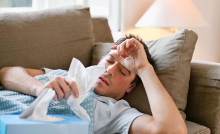 """""""Gergedan Virüsü Değil Mevsimsel Grip"""""""