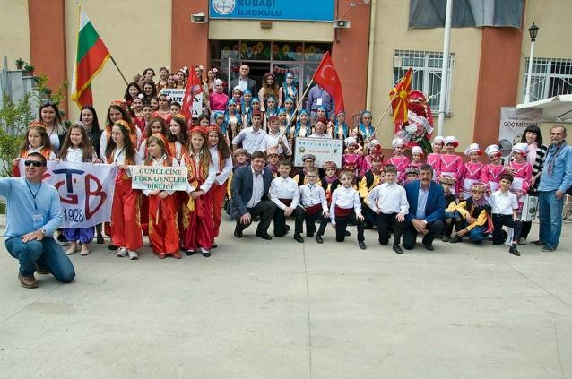 Göç müzesi 5. Kuruluş yıldönümünü kutladı