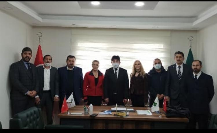 """GP Çiftlikköy'de, """"Akbulak"""" Dedi"""