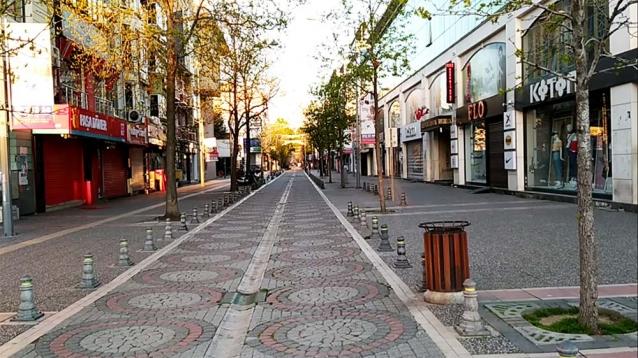 Sokaklar Hafta Sonu Boş Kalacak