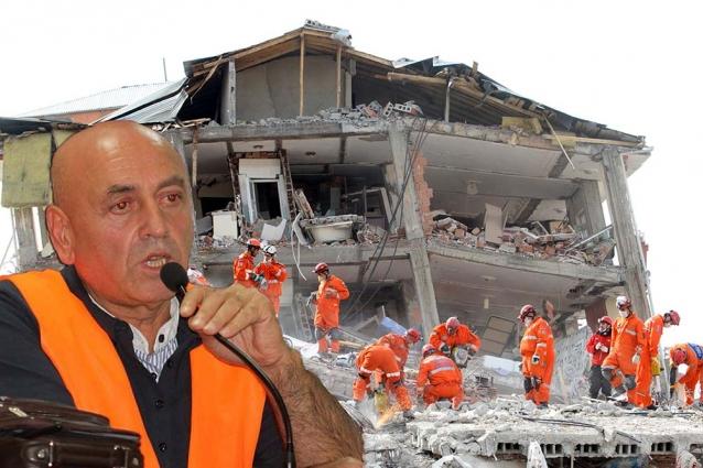 """""""Halk Deprem Konusunda Eğitilmeli"""""""
