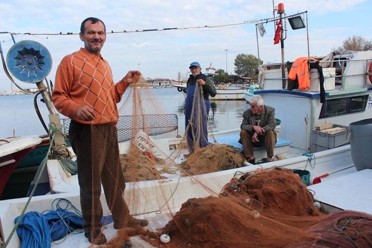 Hamsi Balıkçıları Sevindirdi