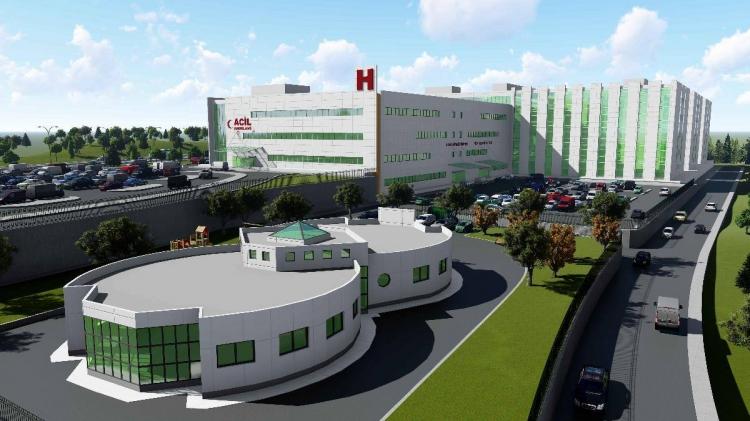 Hastane 23 Ocak'ta İhaleye Çıkıyor