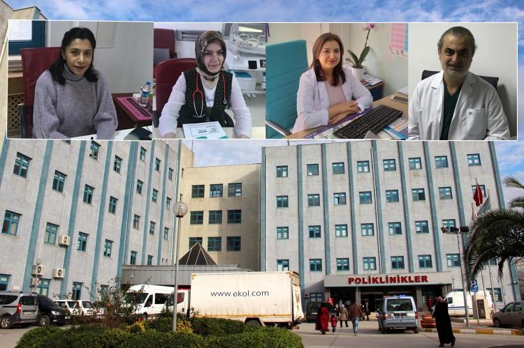 Devlet Hastanesi Hekim Kadrosunu Güçlendiriyor
