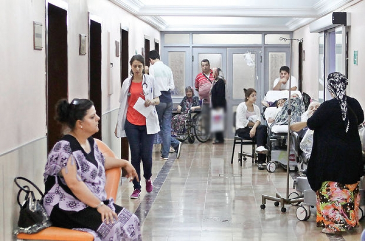 Hastaneler Yaz Yoğunluğuna Hazır