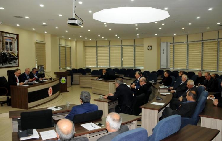 İl Genel Meclisi Olağanüstü Toplanacak