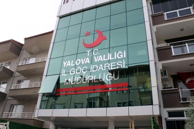 İl Göç Müdürlüğü Binası Tamamlanıyor