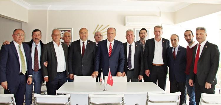 CHP'li Başkanlar Yalova'da Hayır'ı Değerlendirdi