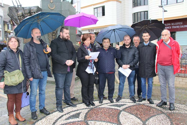 CHP Yalova'dan YSK'ya Seslendi