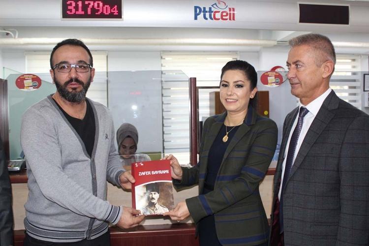 PTT 179. Kuruluş Yıldönümünü Kutladı