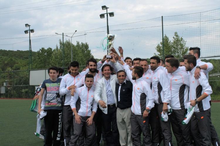 2015-2016 Süper Amatör Şampiyonu Termal Belediyespor