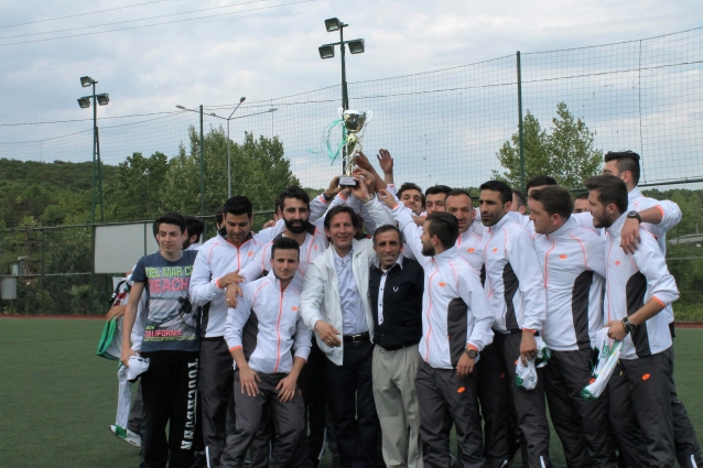 Şampiyon Kupasına Kavuştu