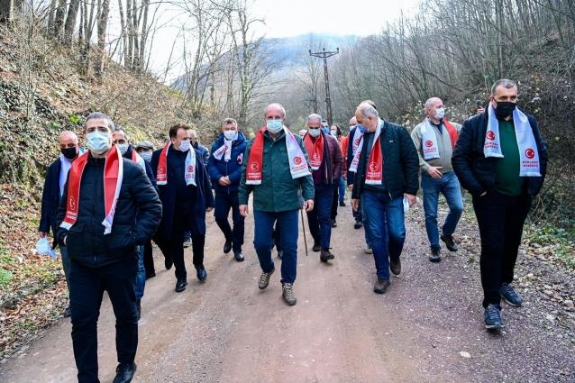 İnce Kurucular Kurulunu Yalova'da Topladı