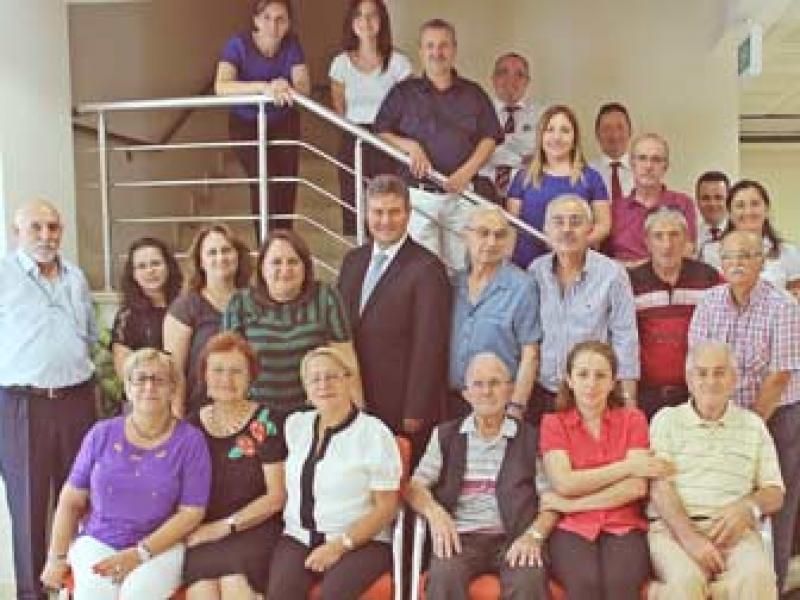 İş Bankası'ndan 91. Yıl Kutlaması