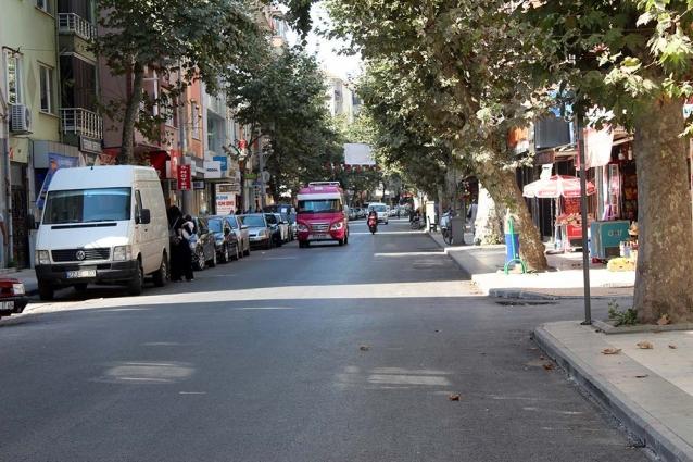İstanbul Caddesi Trafiğe Açıldı