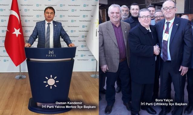 Osman Kandemir Yeniden Başkan