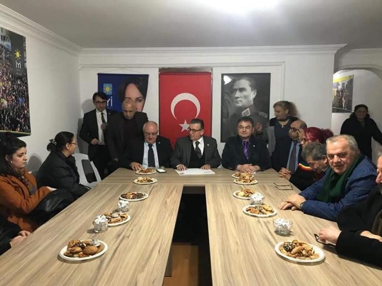 İyi Parti Genel Başkan Yardımcısı Yalova'daydı