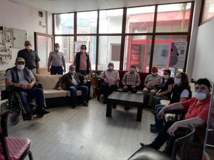 İyi Parti'den Engelliler Haftası Ziyareti