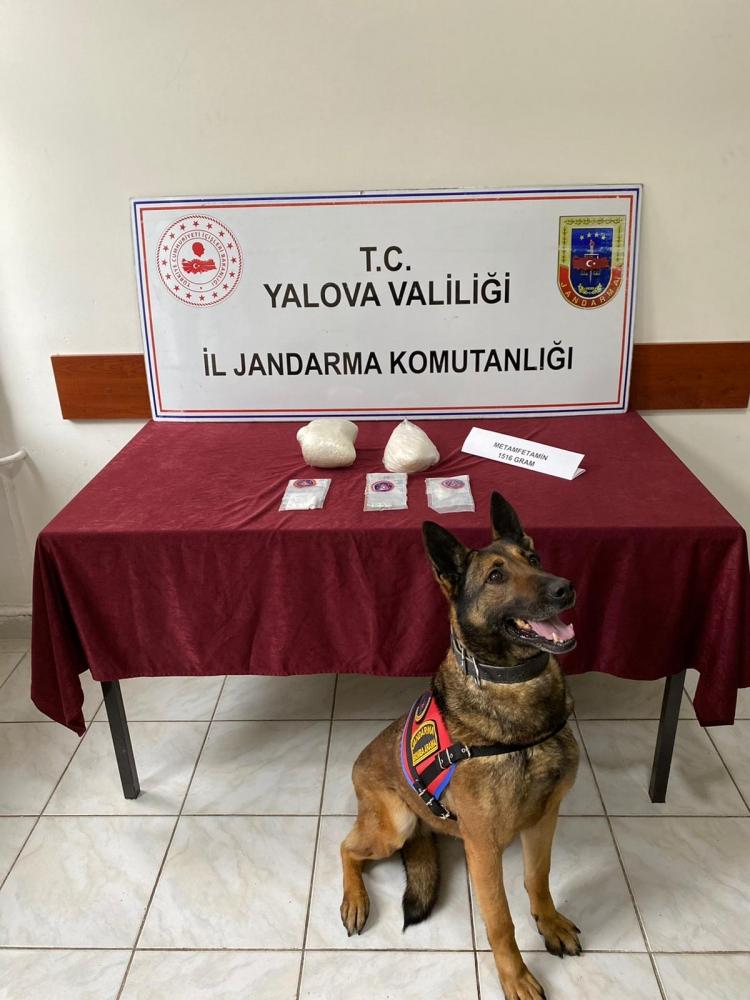 Jandarma'dan Uyuşturucuya Darbe