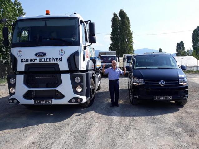 Kadıköy'ün Araç Parkı Güçlendi