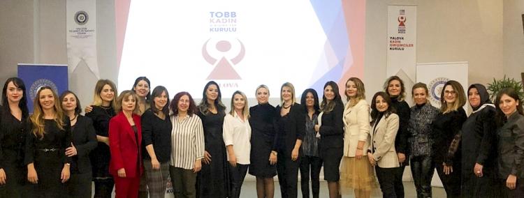 Kadın Girişimciler Kurulu Toplandı