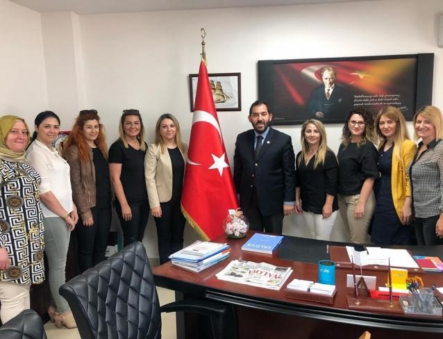 Kadın Girişimcilerden Soygüzel'e Ziyaret