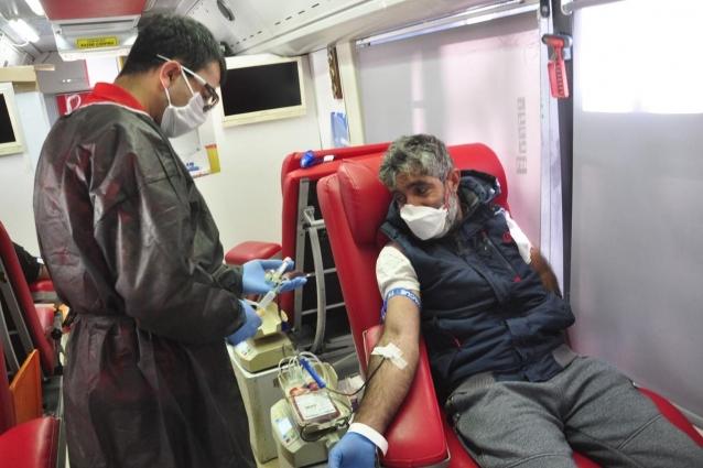Kan Bağışı Yapılabilecek