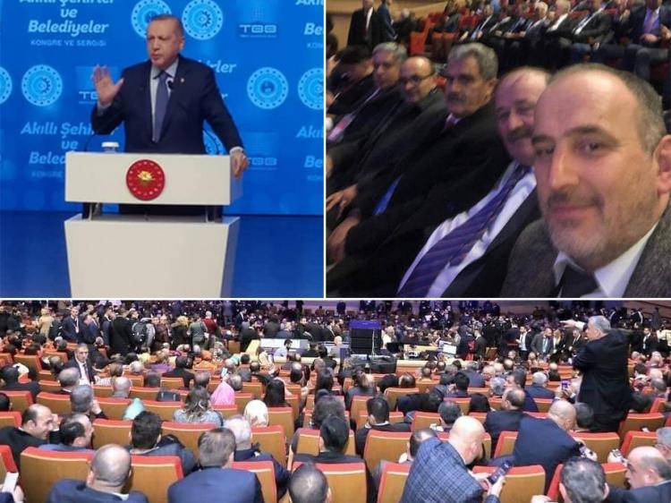 Kardeş Belediyeler Beştepe'de Bir Araya Geldi