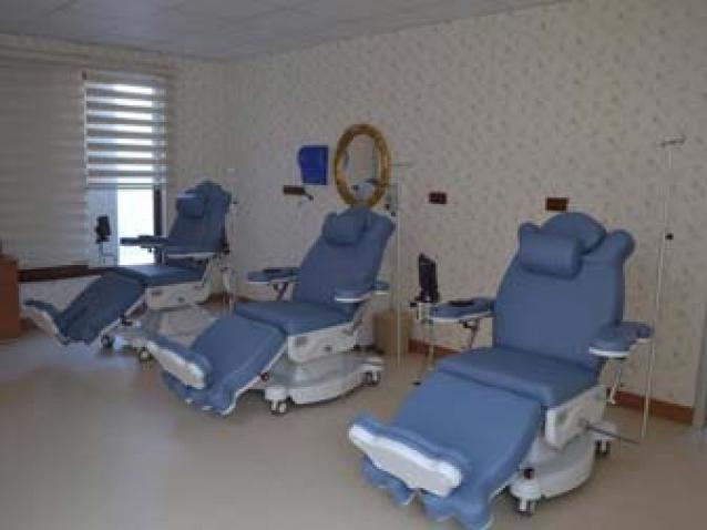 Kemoterapi Ünitesi Daha Fazla Hastaya Hizmet Verecek
